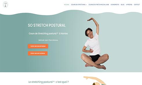 site so-stretch postural